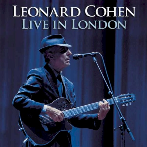 Leonard Cohen Who By Fire Artwork