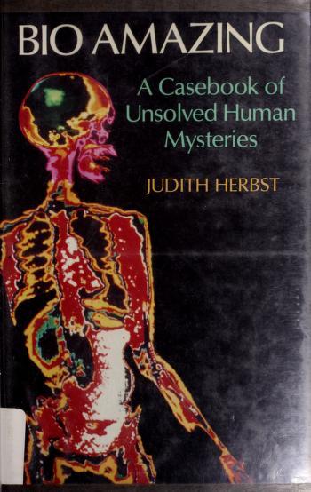 Bio amazing by Judith Herbst
