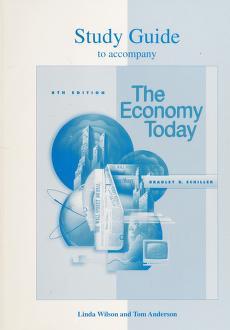 Cover of: Economy Today   Bradley R. Schiller