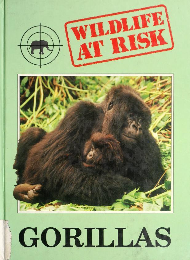 Gorillas (Wildlife at Risk) by Fan Redmond