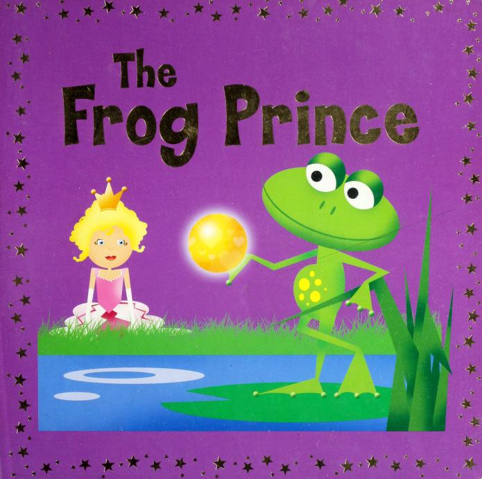 The frog prince by Jeannette O'Toole